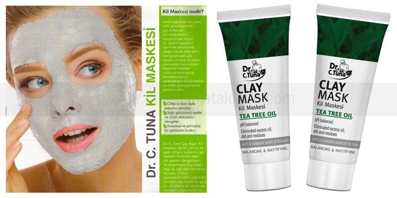 Farmasi Çay Ağacı Yağı Kil Maskesi