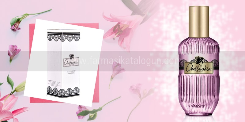 Farmasi Cheslovakia EDP 80 ml Kadın Parfümü