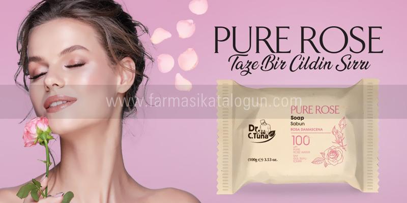 Farmasi Dr. C. Tuna Pure Rose Sabun