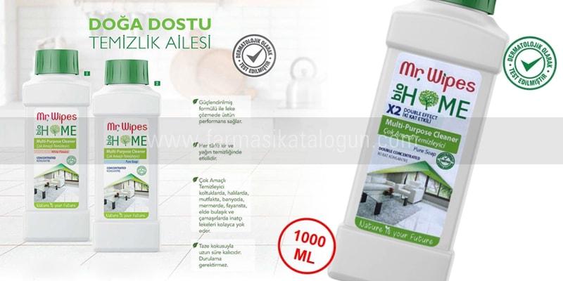 Farmasi Mr. Wipes İki Kat Etkili Konsantre Çok Amaçlı Temizleyici Beyaz Çiçek Kokulu