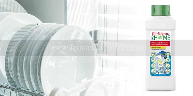 Farmasi Mr. Wipes Konsantre Jel Bulaşık Makinesi Deterjanı